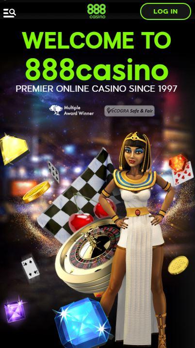 888 Casino Mobile Download