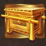 Wild symbol of casino slot game Ark of Mystery