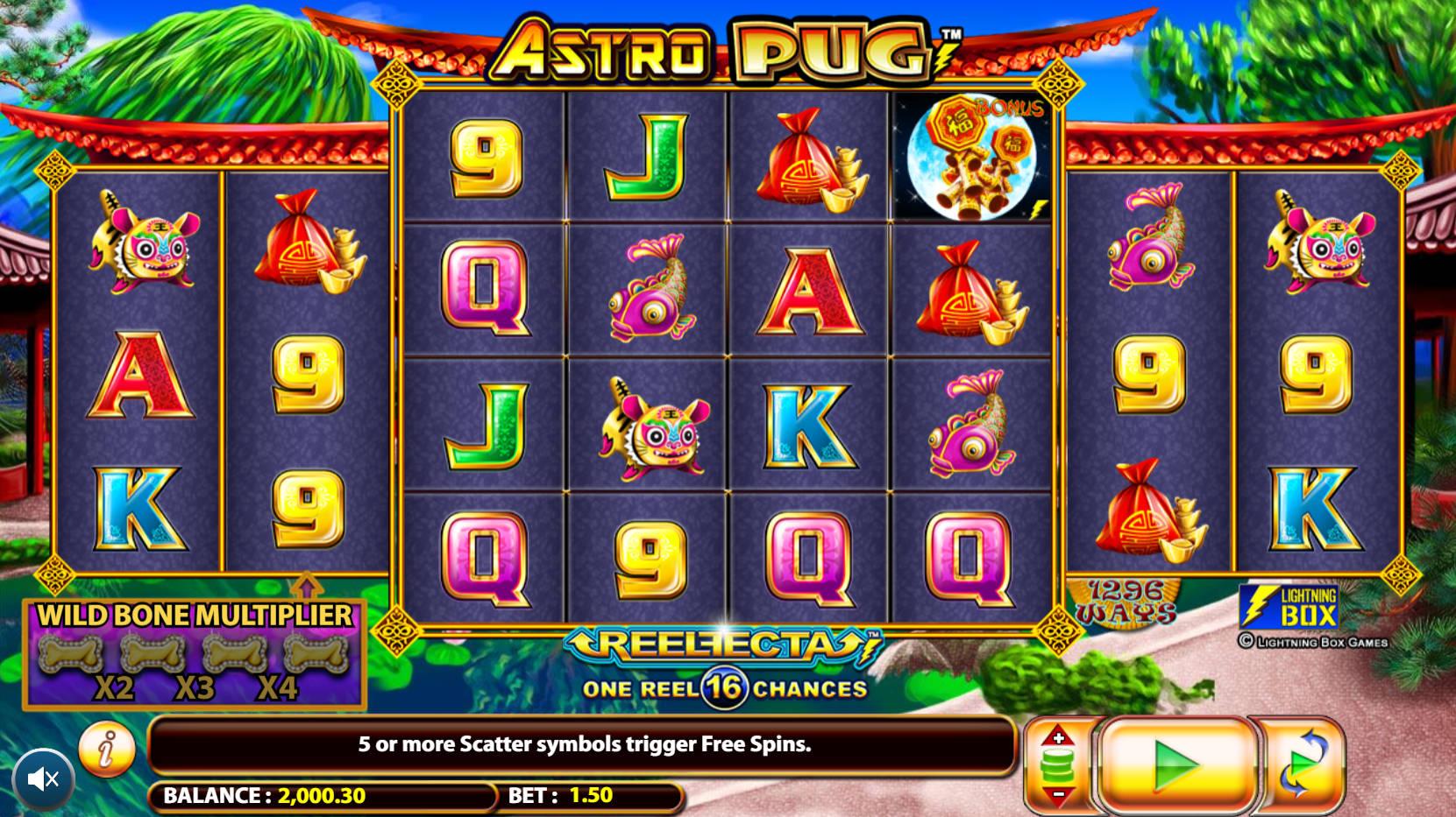 Astro Slot Machine