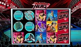 Free video slot Badminton Hero