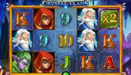 Free casino slot for fun Crystal Clans