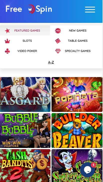 Mobile Casinos Free Spins