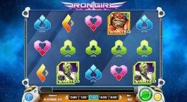 Iron Girl casino slot machine for fun