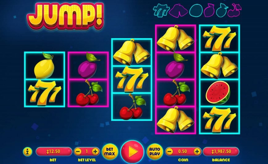 Play video free game Jump