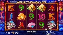 Master Chen's Fortune free casino slot