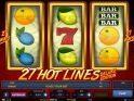 27 Hot Lines Deluxe Edition free casino slot game