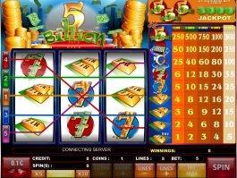 No deposit slot machine 5 Billion