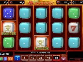 Free slot game 5 Hot Dice with no deposit