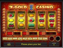 7´s Gold Casino free slot machine online