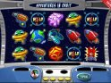 Adventures in Orbit online slot game for fun