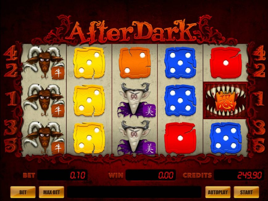 Play slot machine for fun After Dark