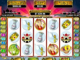 Aladdin´s Wishes slot game online