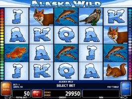 Free slot machine Alaska Wild with no deposit