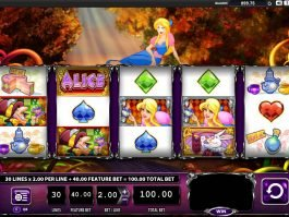 Alice and the Mad Tea Party free game