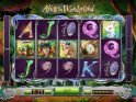 Alice in Wonderland slot machine for fun