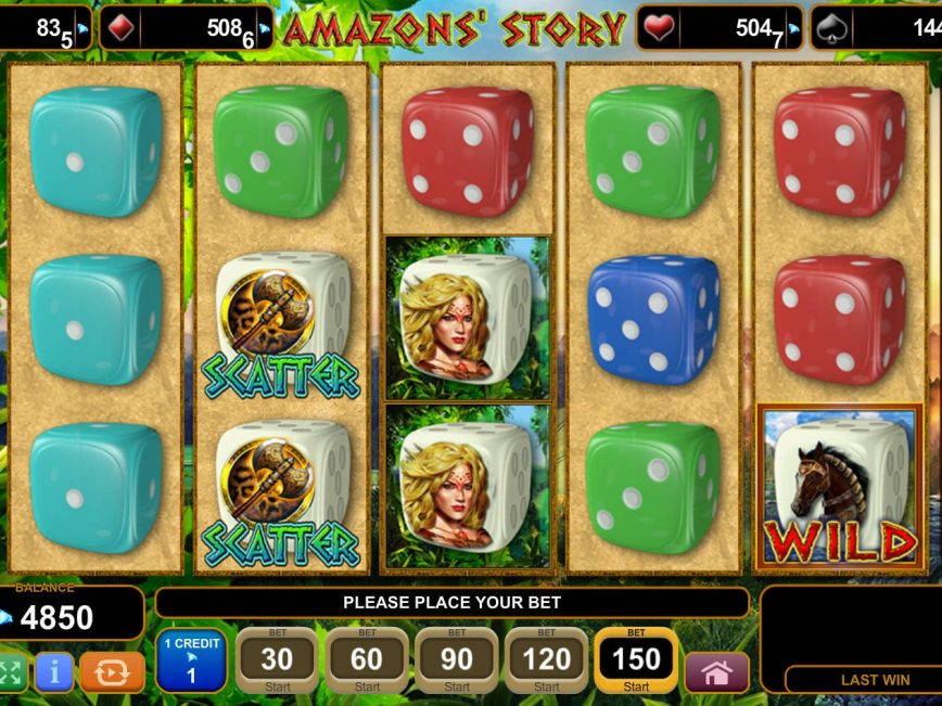 No download game Amazon´s Story