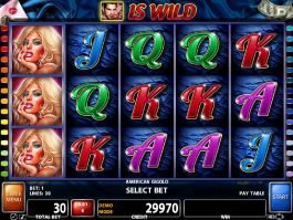 Play free slot machine American Gigolo online