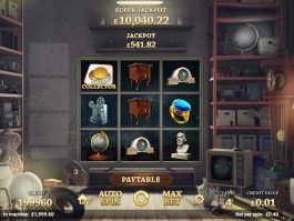 Online slot game Auction Day for free