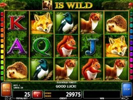 Bavarian Forest free online slot game