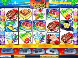 Casino slot machine Beach Life