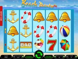 No deposit game Beach Party Hot