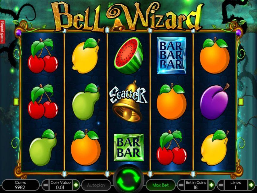Spiele Bell Wizard - Video Slots Online