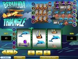 No registration slot Bermuda Triangle