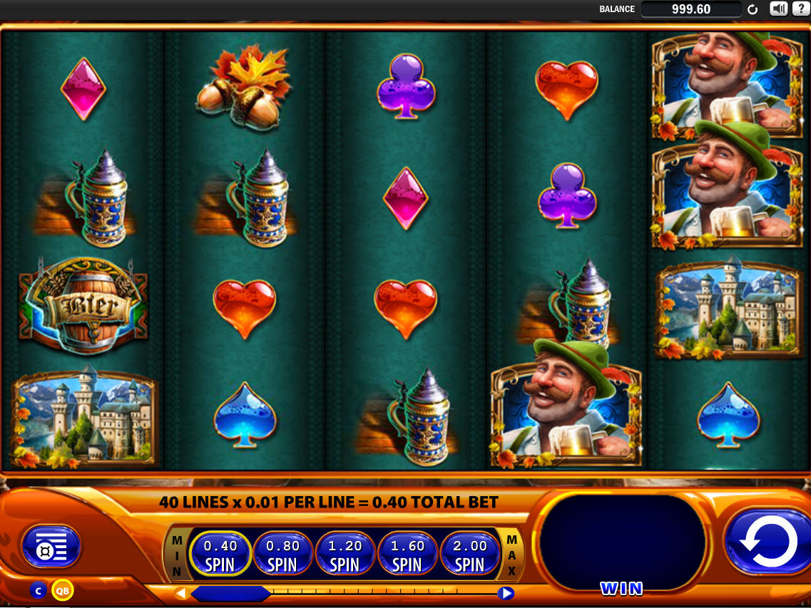 Play Bier Haus Slot Machine Online Free