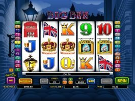 Free slot machine for fun Big Ben