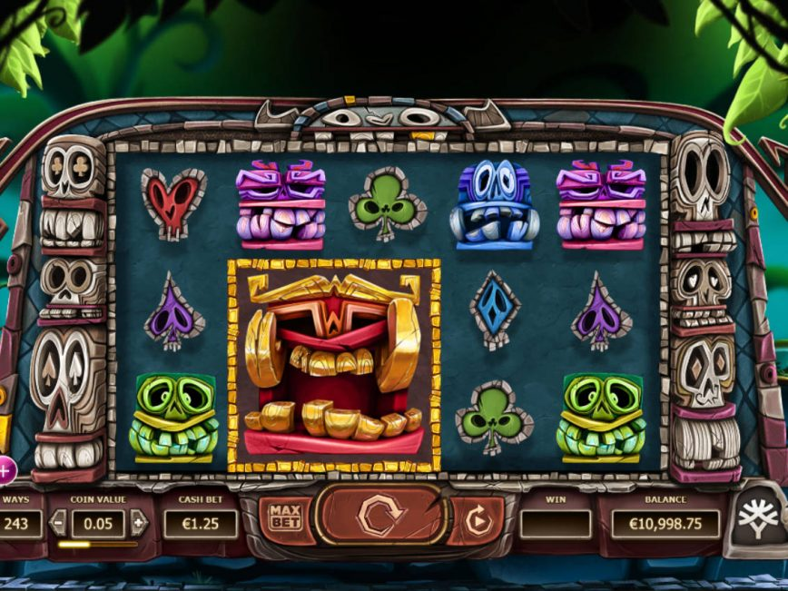 Casino slot machine Big Blox no deposit