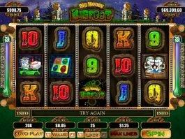 Big Money Bigfoot slot machine online