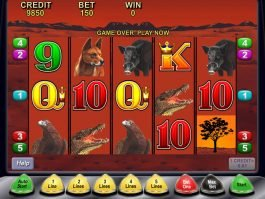 Online free casino game Big Red