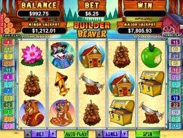 Casino slot game Builder Beaver no registration