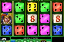 Online free game Burning Dice no deposit