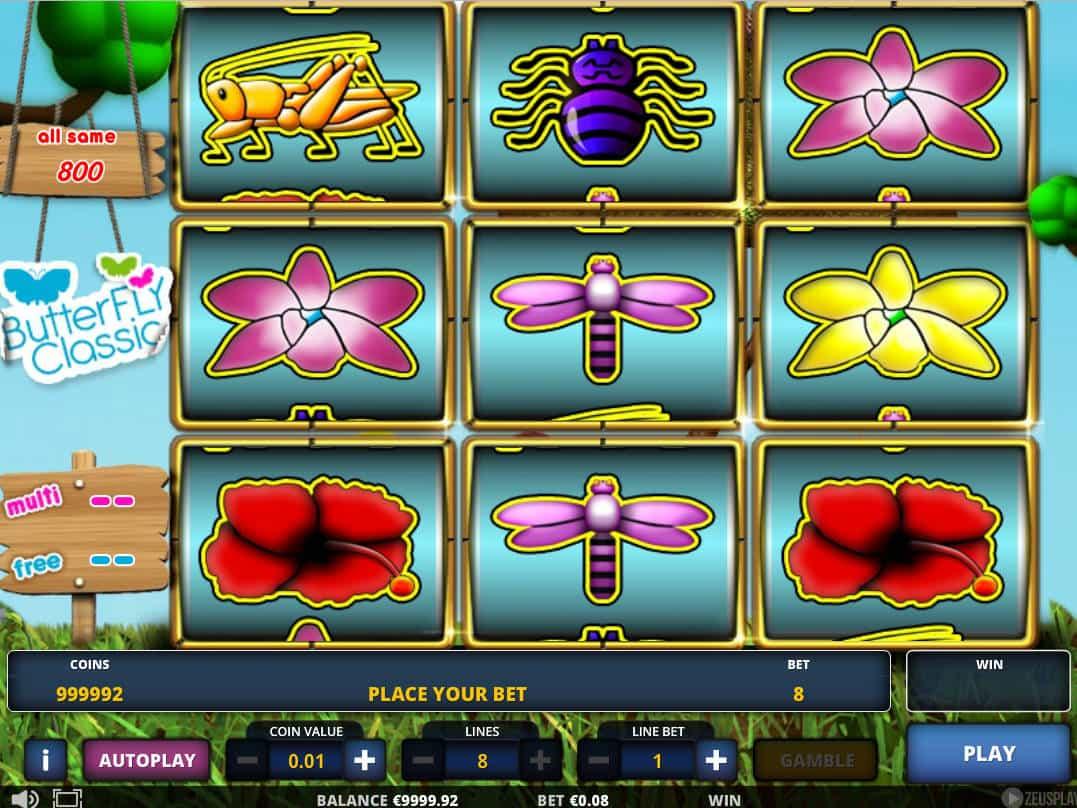Butterfly Slots