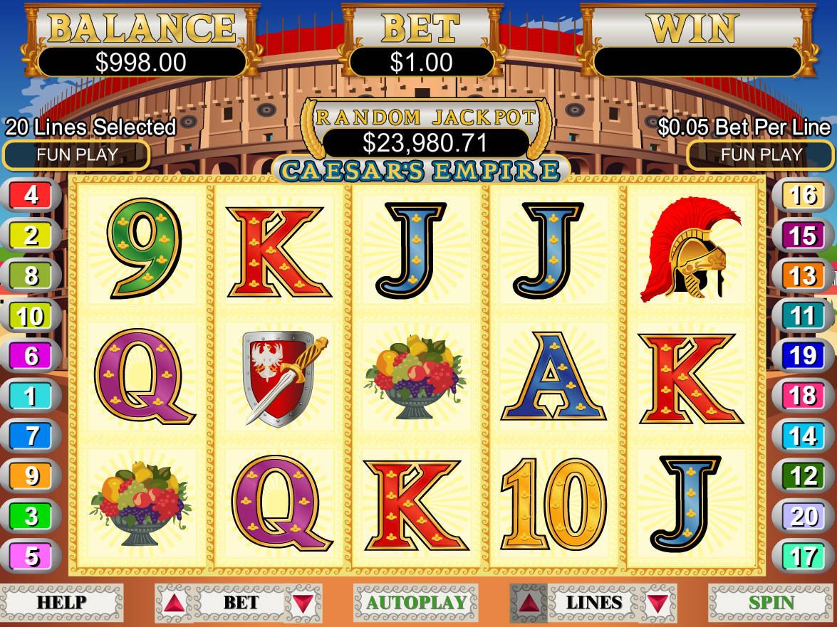Empire Slot Machine