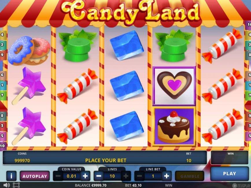 Cherrys land slot machine online zeus play quest