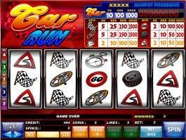Slot with no registration Car Run online