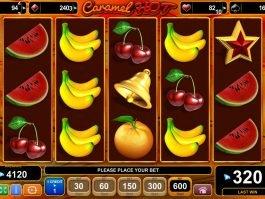 Caramel Hot online slot for fun