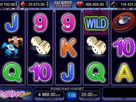 Casino Mania no deposit slot machine