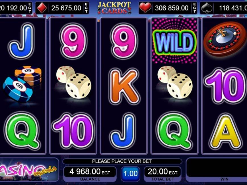 Casino Mania Slot Machine