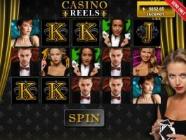 Slot machine Casino Reels no deposit