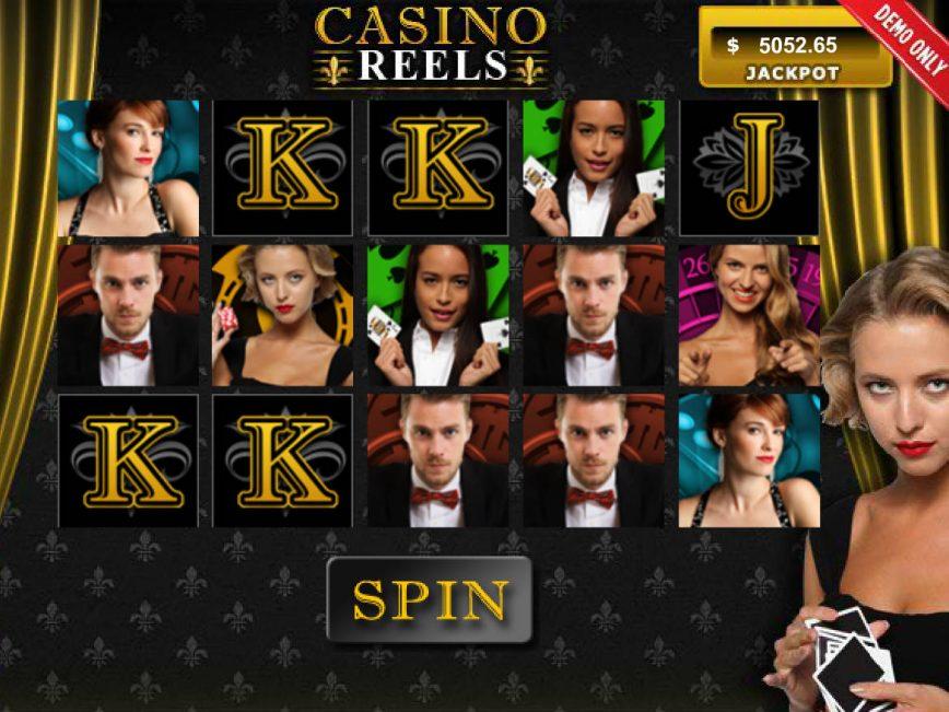 Slot machine Casino Reels no deposit