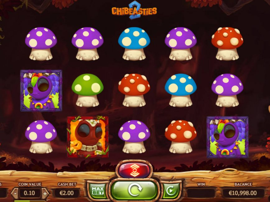 Play free online slot machine Chibeasties 2
