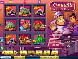 Free online casino game Chinese Kitchen