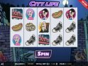 Spin slot game City Life online