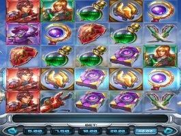Play free slot machine Cloud Quest