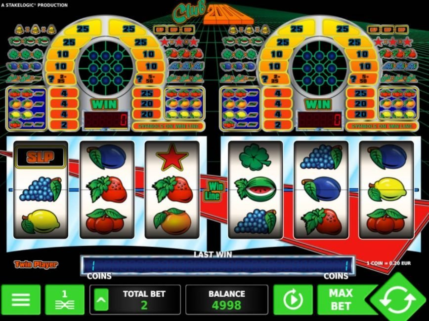 Ultimate club 2000 stake logic slot game tunica finder