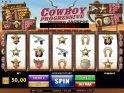 Online free slot game Cowboy Progressive