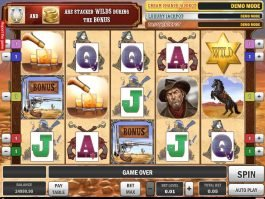 Cowboy Treasure slot for fun online
